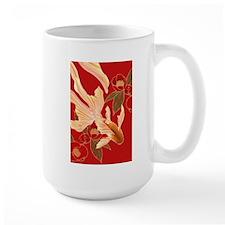 "Kimono Tradisional Design ""Goldfish"" Mug"