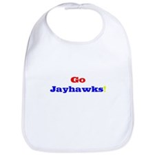 Go Jayhawks! Bib