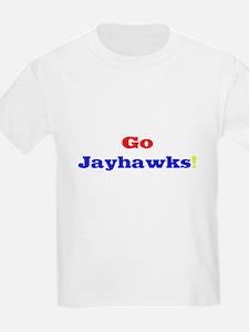Go Jayhawks! T-Shirt