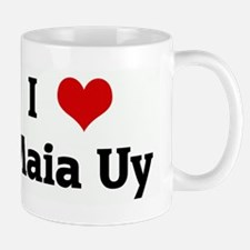 I Love Maia Uy Mug