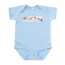 Wild Trout Fishing Infant Bodysuit