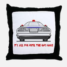 It's All Fun Throw Pillow