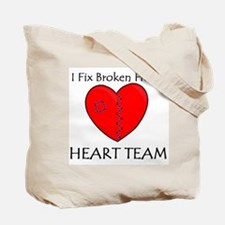 Heart Mender Anes. Tote Bag
