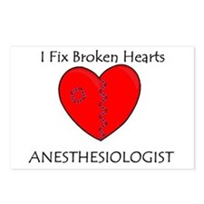 Heart Mender Anes. Postcards (Package of 8)