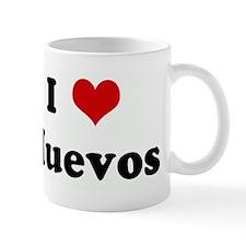 I Love Huevos Mug
