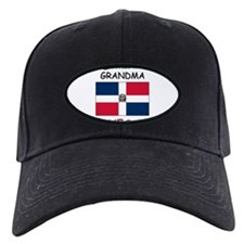 My Dominican Grandma Loves Me Baseball Hat