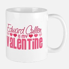 Edward Twilight Valentine Mug