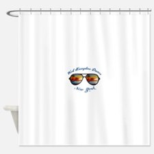 New York - West Hampton Dunes Shower Curtain