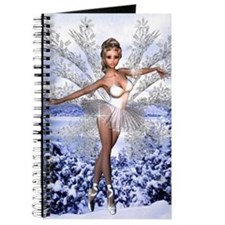 Snowflake Fairy Journal