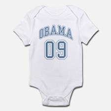 Barack Obama 09 Infant Bodysuit
