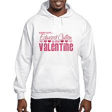 Edward Cullen Valentine Hoodie