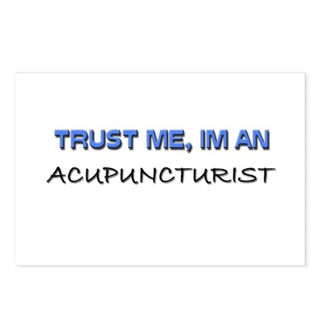 Trust Me I'm an Acupuncturist Postcards (Package o