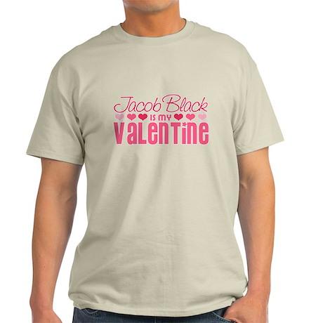 Jacob Twilight Valentine Light T-Shirt