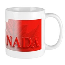 Canada Souvenir Mug Canada Maple leaf Coffee Cup