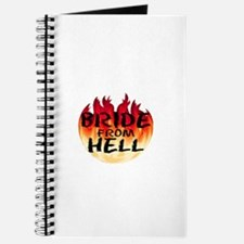 Bride From Hell Journal