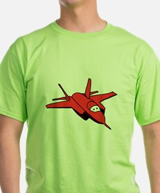 Red F22 T-Shirt