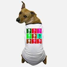 Warholesque Pop Art Lincoln Dog T-Shirt