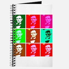 Warholesque Pop Art Lincoln Journal