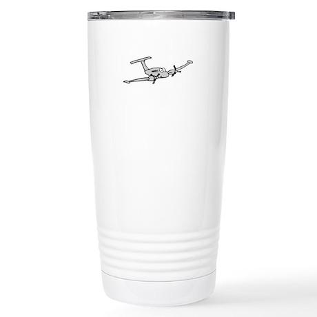 C-12 Stainless Steel Travel Mug