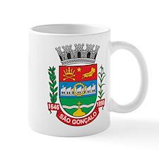Sao Goncalo Coat of Arms Mug