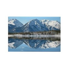 Reflections Rectangle Magnet