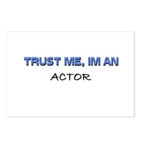 Trust Me I'm an Actor Postcards (Package of 8)