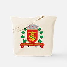 Santos Coat of Arms Tote Bag