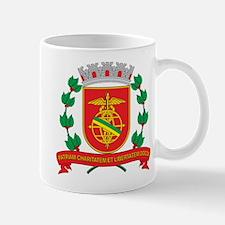 Santos Coat of Arms Mug