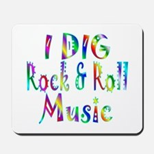 Rock & Roll Mousepad