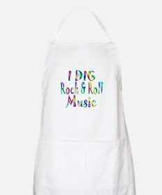 Rock & Roll BBQ Apron