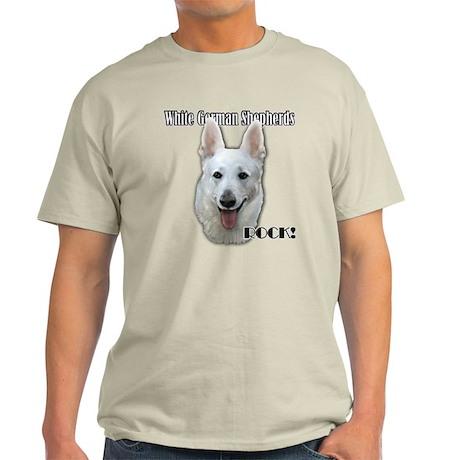 White Sheps Rock Light T-Shirt