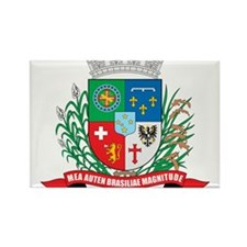 Joinville Coat of Arms Rectangle Magnet
