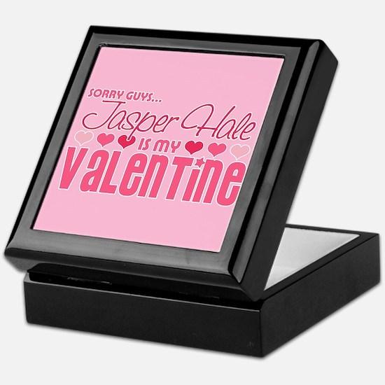 Jasper Twilight Valentine Keepsake Box
