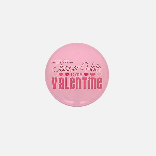 Jasper Twilight Valentine Mini Button