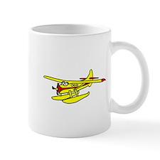 Yellow Otter Mug
