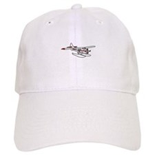White Otter Hat