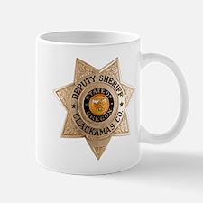Clackamas County Sheriff Mug