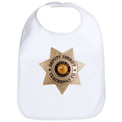 Clackamas County Sheriff Bib