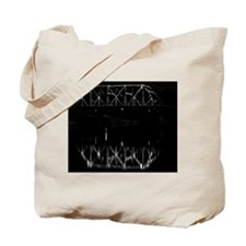 Seneca Falls Bridge Tote Bag