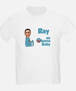 Ray - an Obama Baby T-Shirt