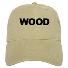 WOOD Baseball Baseball Cap