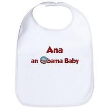 Ana - Obama Baby Bib