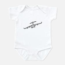 C-17 Infant Bodysuit