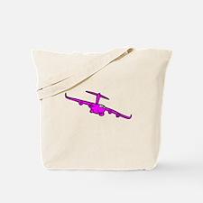 C-17 Pink Tote Bag