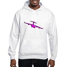 C-17 Pink Hoodie