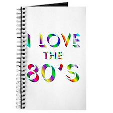 Love 80's Journal