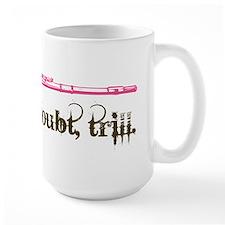 Flute Trill Mug
