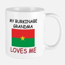 My Burkinabe Grandma Loves Me Mug