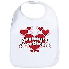 GRANNY'S SWEETHEART Bib