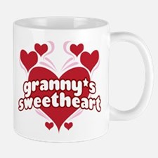 GRANNY'S SWEETHEART Mug